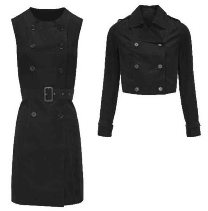 Комплект женской верхней одежды Avon удлиненная жилетка+жакет отзывы