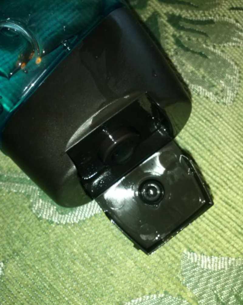 Шампунь для душа для мужчин с дезодорирующим эффектом Эйвон Senses «Энергия океана» крышка