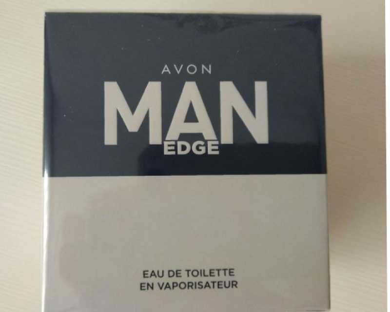 Упаковка Avon Man Edge
