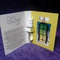 Avon Life Colour для него пробник