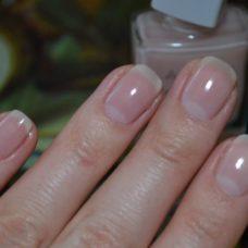 Внешний вид ногтей после 2 нанесений