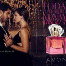 Реклама знаменитого женского аромата