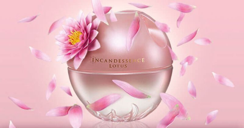 Парфюмерная вода Эйвон Incandessence Lotus