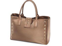золотистая женская сумка Эйвон Арабеска