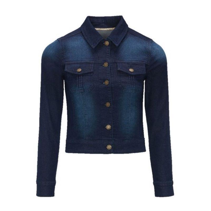 джинсовая куртка Avon Jeanetic