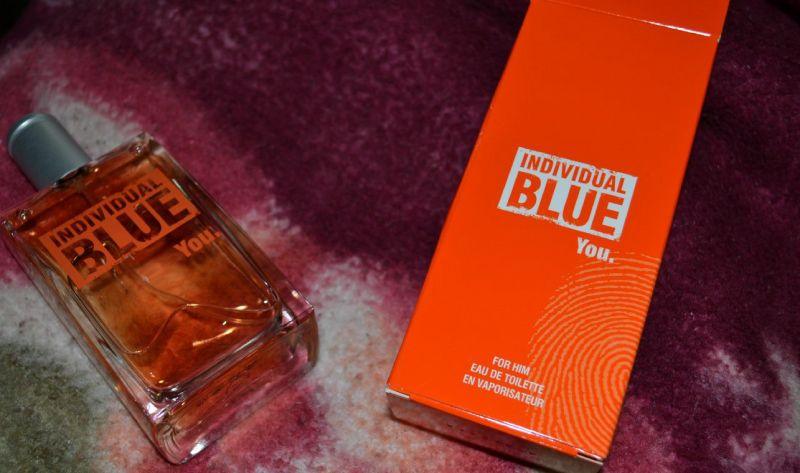 Туалетная вода Avon Individual Blue You