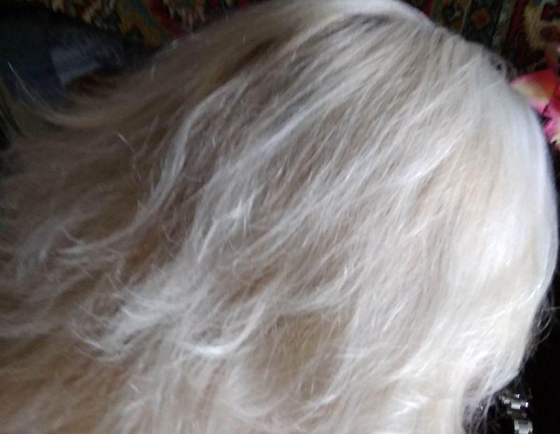 Спрей-уход Advance Techniques для окрашенных волос «Ослепительный блонд