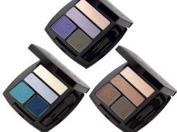 Четырехцветные тени для век Avon True Color Eyeshadow Quad