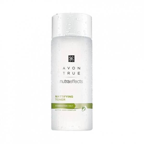 Матирующий тоник Avon True Nutra Effects «Очищение»