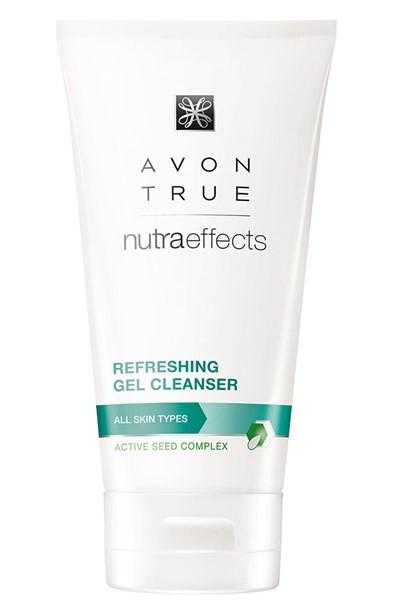 Очищающий гель для лица Avon True NutraEffects