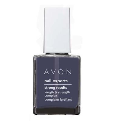 Средство по уходу за ногтями Avon Nail Experts Strong Results