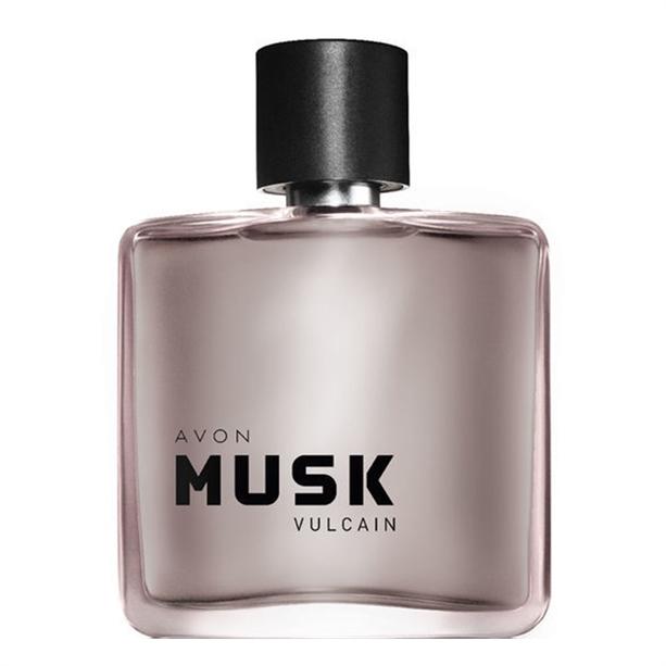Туалетная вода Avon Musk Vulcain для мужчин