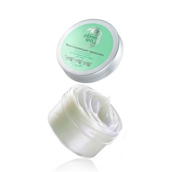 Увлажняющий гель-крем для лица Avon Planet SPA «Тонизирующая гармония»