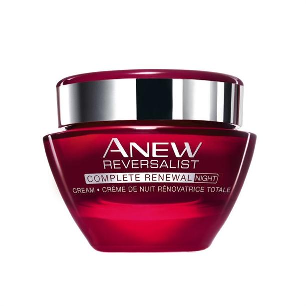 Ночной крем для лица Avon Anew «Обновление»